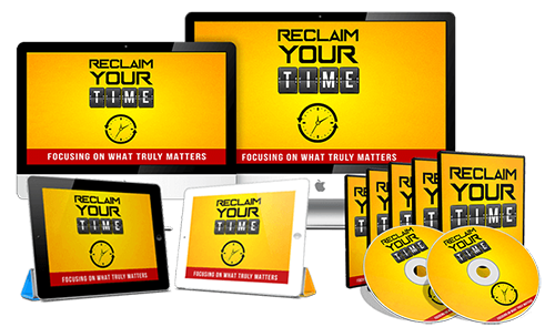 Reclaim Your Time Video