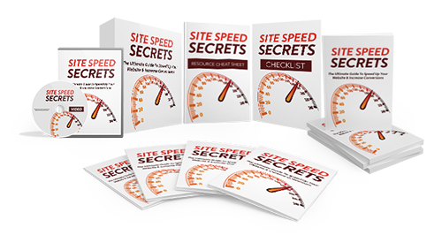 Site Speed Secrets Video