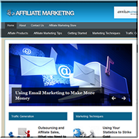 Affiliate Marketing PLR Blog