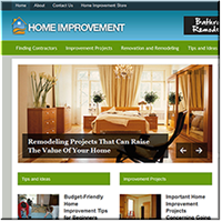 Home Improvement Ready Made Blog
