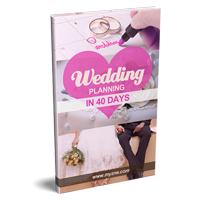 Wedding Planning In 40 Days