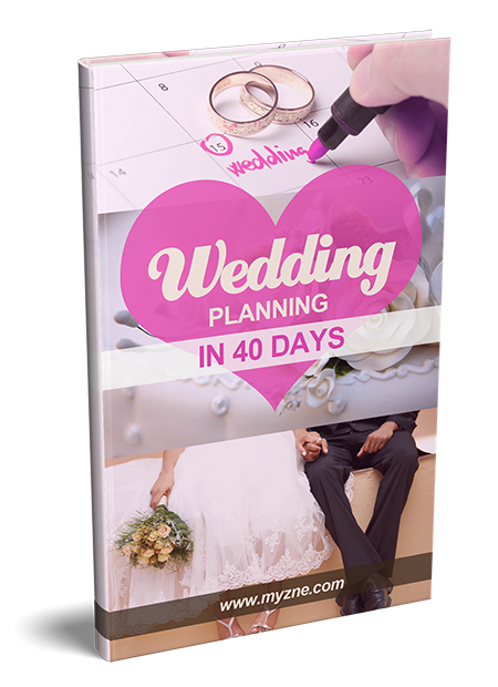 Wedding Planning In 40 Days