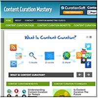 Content Curation PLR Blog