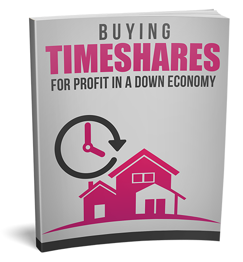 Buying Timeshares For Profit