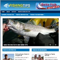 Fishing Ready Made Site