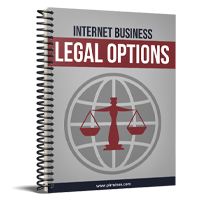 Internet Business Legal Options