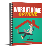 Work at Home Options