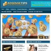 AdSense Blog PLR Blog