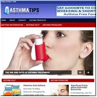 Asthma Care PLR Blog