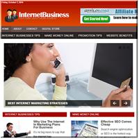 Internet Business PLR Blog