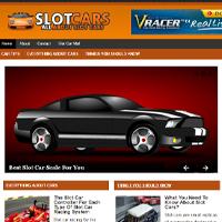 Slot Cars PLR Blog