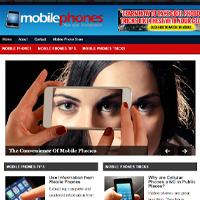Mobile Phones PLR Blog